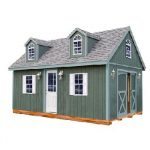 Shed without Floor Kit